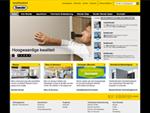 Brand-website