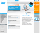 Knauf-website